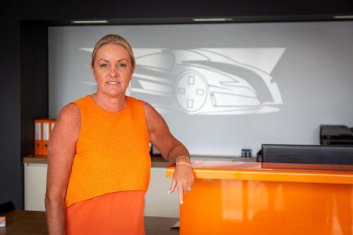 Trans Pacific Auto Body Repair Reception