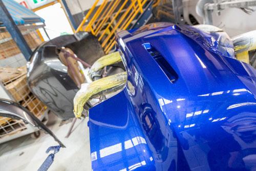 Panel Beating - Trans Pacific Auto Body Repair