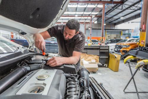 Smash Repairs & Panel Beating - Trans Pacific Auto Body Repair